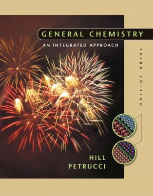General Chemistry An Integrated Approach