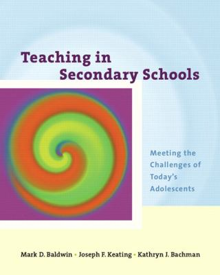 Teaching In Secondary Schools Meeting The Challenges Of Today's Adolescents