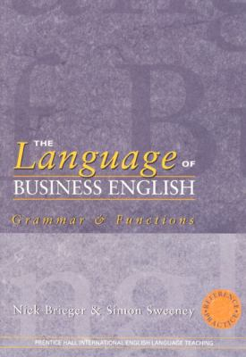 Language of Business English Grammar & Functions