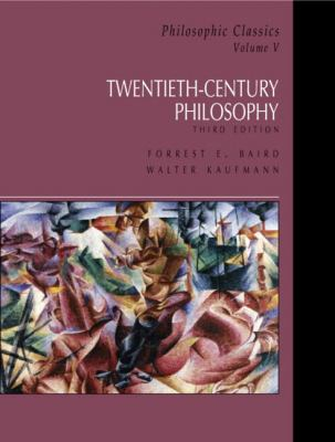 Twentieth-Century Philosophy