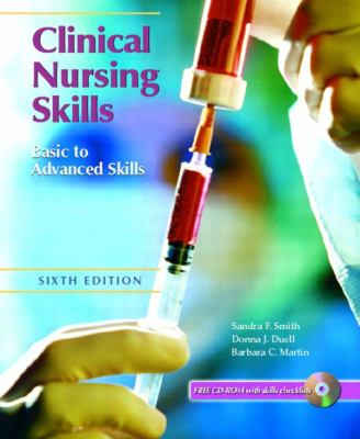 Clinical Nursing Skills Basic to Advanced Skills