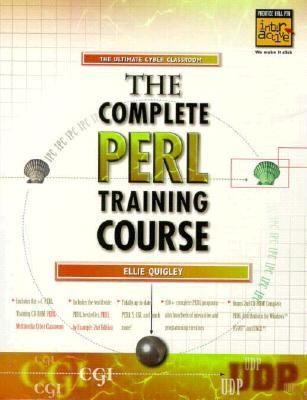 Complete PERL Training Course - Ellie Quigley - Compact Disc - Boxed Set