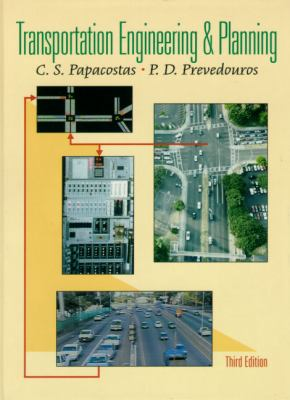 Transportation Engineering and Planning