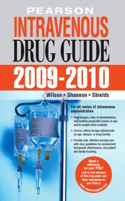 Intravenous Drug Guide 2006-2007