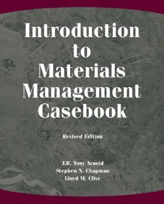 Introduction to Materials Management Casebook