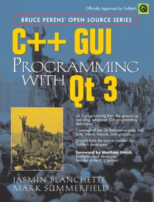C++ Gui Programming With Qt 3