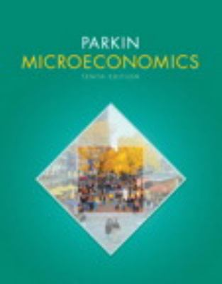 Microeconomics (10th Edition) (Pearson Series in Economics)