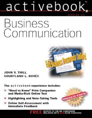 Business Communication Activebook Version 2.0