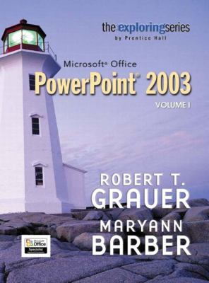 Exploring Microsoft Office Powerpoint 2003 Adhesive Bound