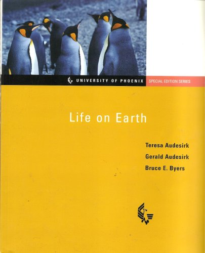 Life on Earth (University of Phoenix Special Edition Series)