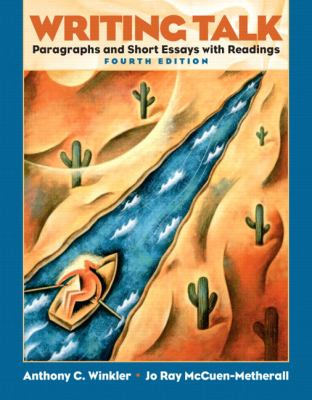 Writing Talk: Paragraphs and Short Essays with Readings (4th Edition)