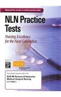 NLN RN Reviews & Rationales Medical-Surgical Nursing Online Test Access Code Card