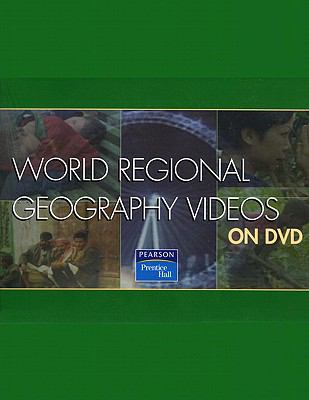 PH World Regional Geography Videos on DVD
