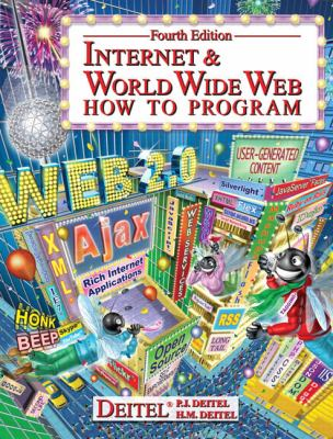 Internet &World Wide Web: How to Program (4th Edition)