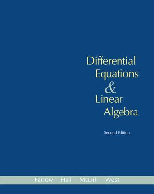 Differential Equations and Linear Algebra (2nd Edition)
