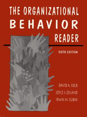 ORGANIZATIONAL BEHAVIOR (READER) (P)
