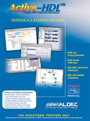 Active-hdl Version 6.3 Student Edition