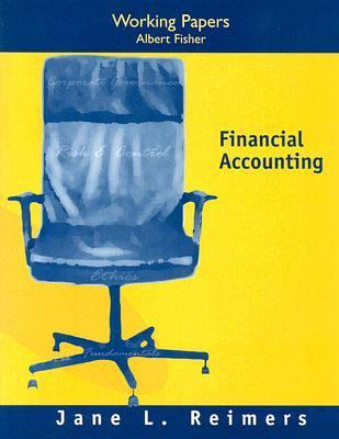 Working Papers: Financial Accounting