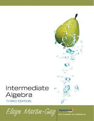 Intermediate Algebra, 3rd Edition