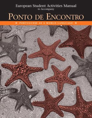 Ponto De Encontro -European Student Activities Manual