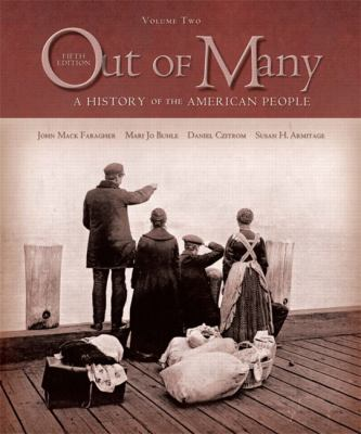Out Of Many A History of the American People