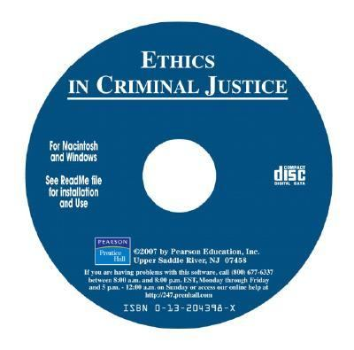Ethics in Criminal Justice Scenario Based