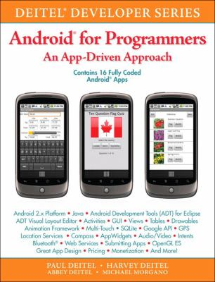 Android for Programmers: An App-Driven Approach (Deitel Developer)