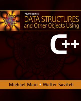 Data Structures and Other Objects Using C++