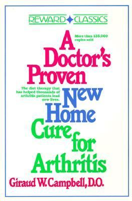 Doctor's Proven New Home Cure for Arthritis