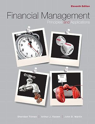 Financial Management : Principles and Applications plus MyFinanceLab Package