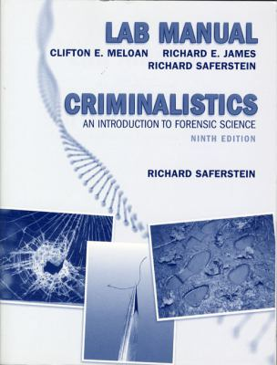 Criminalistics Lab Manual