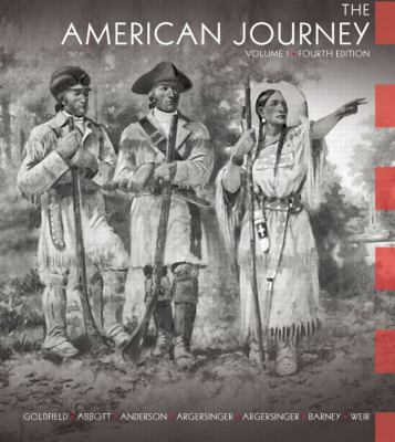 American Journey A History of the United States