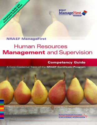 Human Resources Management and Supervision Competency Guide