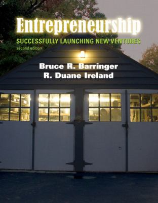 Entrepreneurship Successfully Launching New Ventures