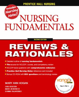 Prentice Hall Reviews & Rationales Nursing Fundamentals