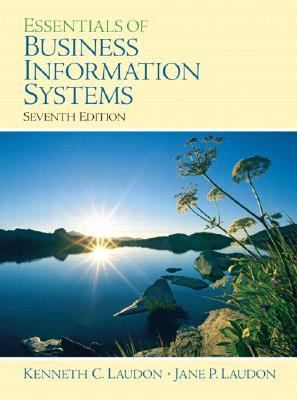 Essentials of Business Informaton Systems