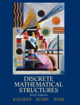 Discrete Mathematical Structures (6th Edition)