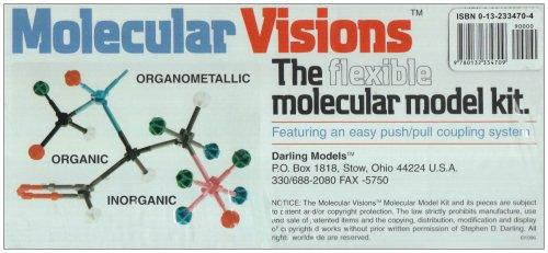Organic & Inorganic Molecular Model Kit