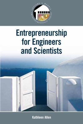 Entrepreneurship for Engineers and Scientists