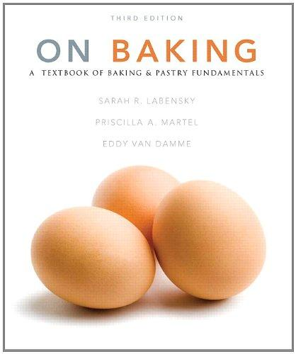 On Baking (3rd Edition)