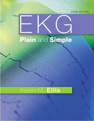 [ EKG: Plain and Simple[ EKG: PLAIN AND SIMPLE ] By Ellis, Karen M. ( Author )Feb-01-2011 Paperback