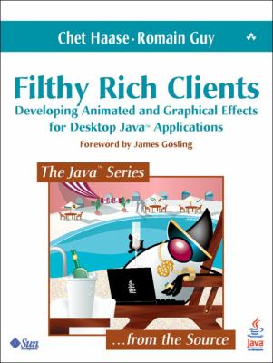 Filthy Rich Clients Developing Animated & Graphical Effects for Desktop Java Applications