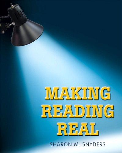 Making Reading Real