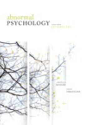 Abnormal Psychology : Perspectives with MyPsychKit, Fourth Edition