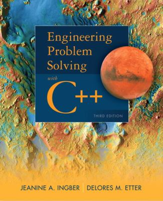 Engineering Problem Solving with C++