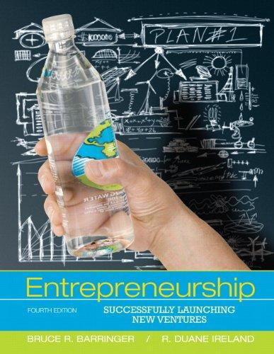 Entrepreneurship successfully launching new ventures 4th edition entrepreneurship successfully launching new ventures 4th edition fandeluxe Gallery