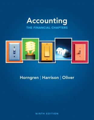 Accounting the Financial Chapters
