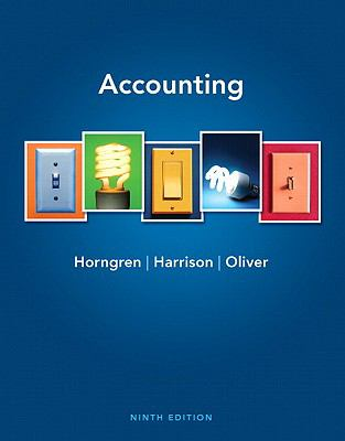 Accounting (9th Edition)