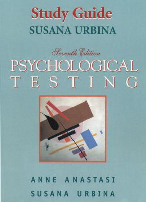 Psychological Testing Study Guide