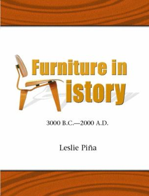 Furniture in History 3000 B.C.-2000 A. D.